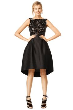 Back Down Dress by ML Monique Lhuillier  #renttherunway