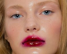 My instagram muakatemur #bloodylips #bloody #lips #fashion #noretouch #makeup #makeupartist #katemur