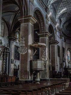 Corsica - Bastia - Corse - La Cathédrale Santa Maria