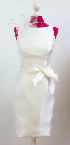 Kurzes Kleid für´s Standesamt