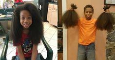 8-летний мальчик 2 года отращивал волосы чтобы сделать парики для больных раком детей #лайфхаки #технологии #вдохновение #приложения #рецепты #видео #спорт #стиль_жизни #лайфстайл