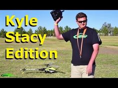 BEST RC Heli Flight EVER: Kyle Stacy Goblin 700 @ Southwest Heli Rodeo