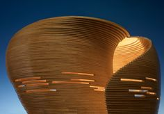 Parametric Architecture, Parametric Design, Organic Architecture, Futuristic Architecture, Amazing Architecture, Architecture Details, Architecture Diagrams, Chinese Architecture, Architecture Portfolio