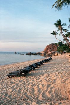 One of my favorite places in the world :) Thailand Beaches: Southern end of Lamai Beach, Koh Samui