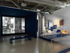 Eileen Gray. Vue de l'exposition, février 2013
