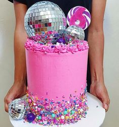 Am Discoing into Friday with John Travolta moves😊 and loving this cake by - Ice Cream Disco - Dance Party Kids, Dance Party Birthday, 6th Birthday Parties, Kids Disco Party, 7th Birthday, 21st Party, Sofia Party, Soccer Party, Party Party