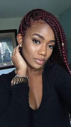 Jumbo box braid                                                                                                                                                                                  More