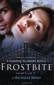 Frostbite (By Richelle Mead)Summary:Look out for Bloodlines, Richelle Mead?s new series set in the world of Vampire Academy, coming August 2011!Rose loves Dimitri, Dimitri might love Tasha, and Mason would die to be with Rose?...
