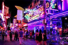 Soi Cowboy in Bangkok - Bangkok Go Go Bars