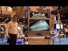 Come by the Baker Hughes booth at OTC 2013 to see the SureTrak™ steerable drilling liner service, which drills, evaluates and places a liner to total depth in one run. Visit our website to learn more: http://www.bakerhughes.com/suretrak.