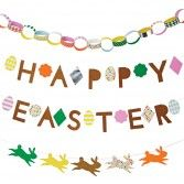 Funny Bunnies Party Garland Kit