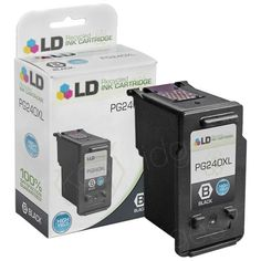Canon 5206B001 Remanufactured Ink Cartridges - 5206B001 (PG-240XL) High Yield Black Ink Cartridges - InkCartridges