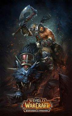 Let's share our favorite Warcraft fan-art! - Gaming And Geeks