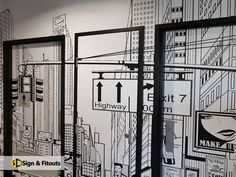 At Sign & Fitouts, we can transform your boring and pale walls into colourful promotional aids with our custom wallpapers. Custom Wallpaper, Floor Plans, Walls, Wallpapers, Signs, Color, Shop Signs, Colour, Wallpaper