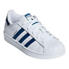 a81bf60ee adidas Boys  OG Superstar Pre-School Shoes - White Legend Marine