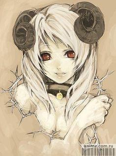 арт демоны аниме - Поиск в Google