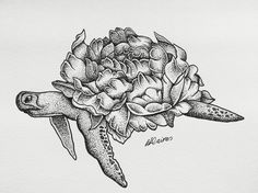Cute Tattoos, Flower Tattoos, Leaf Tattoos, Body Art Tattoos, Chest Tattoo, I Tattoo, Beautiful Tattoos For Women, Botanical Tattoo, Tropical Art