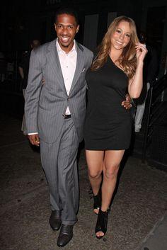 Mariah Carey Photos - Mariah Carey and Nick Cannon Out in Tribeca - Zimbio