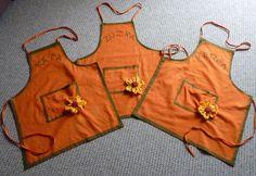 aprons for little girls