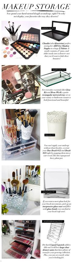 Beyond the Brow | Official Blog of Anastasia Beverly Hills - Spring Clean Your Makeup Stash!