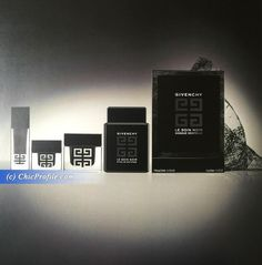 Givenchy Le Soin Noir skincare Collection for Fall 2015