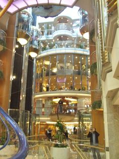Ultimate Cruise Ship Building Of The  Seas Explorer