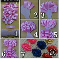 Diy Ribbon Diy Bow Ribbon Art Ribbon Bows Burlap Hair Bows Dog Hair Bows Diy Arts And Crafts Diy Crafts Diy Hair Accessories Pinwheel using No Bow No Go. Ribbon Art, Diy Ribbon, Ribbon Crafts, Ribbon Bows, Ribbons, Ribbon Flower, Satin Bows, Diy Crafts, Making Hair Bows