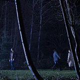 [GIF] Misha, Jensen and Jared dancing offscreen (S6 gag reel)