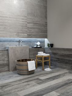 Styletech by Floor Gres - Metal Style 03, Wood Style 03