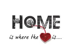 Home is where the heart is. At the heart of the home are people. People are at the heart of design. Designers are people with hearts. Buying Your First Home, Home Buying, Red And Pink, Red And White, Red Cottage, Go For It, At Home Gym, Where The Heart Is, Bars For Home