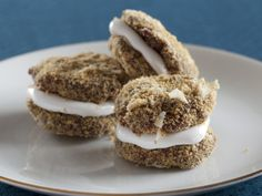 Sunny's Crunchy Peanut Butter S'more Bites from FoodNetwork.com