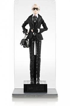 Really????!!!!!! SMH:  Net-a-Porter Sold Out of the Karl Lagerfeld Barbies in Hours via @WhoWhatWear