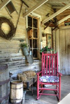 Prim front porch ... Sam Sherman photography