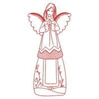 OregonPatchWorks.com - Sets - Angel Redworks
