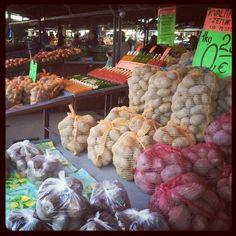 Miletičova - the largest market in Bratislava.sells not only potatoes :) (by peterkucerka) Bratislava, Hungary, Travel Ideas, Austria, Potatoes, Instagram Posts, Potato, Vacation Ideas