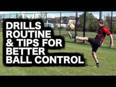How to practice soccer ball control by yourself Fun Soccer Drills, Soccer Training Drills, Soccer Workouts, Football Drills, Soccer Practice, Soccer Skills, Soccer Coaching, Soccer Boys, Play Soccer