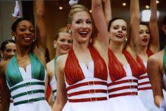 The Perfect Holiday Rockette Red Lips Cheer Outfits, Kindergarten Fun, Tap Dance, Red Lips, Bikinis, Swimwear, Beauty Hacks, Dancer, Stripes