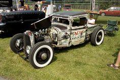 rat rod #trucks Dually Trucks, Diesel Trucks, Old Trucks, Dodge Trucks, Rat Rod Cars, Bobber, Plymouth, Hot Rods, Antique Cars