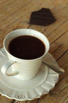 Chocolate quente para dias frios