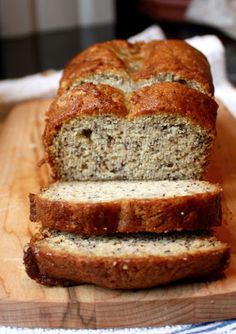 "People will drive 20 miles on a one-lane road for this banana bread.  It usually sells out before noon and is considered by many to be the ""best on the planet."" Secret recipe here...."