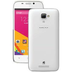 Blu Y534qw Studio 5.0 Lte Hd Cellular Phone [white] #BLU #Bar