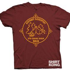 39491ee40da 30 Best Summer Camp T-shirts images