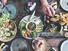 Stock Photo : Cropped Hands Having Food On Table High Carb Foods, No Carb Diets, Dietary Guidelines For Americans, Starting Keto Diet, Low Carbohydrate Diet, Group Meals, Keto Meal Plan, Eating Habits, Health And Nutrition