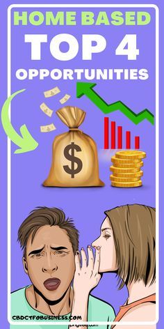 Are you on the lookout for a legitimate work from home job or home based business? Do you want to increase your income while enjoying family-time? Then you've landed in the right place please check out Top 4 New Home Based Opportunities.  #homebasedoppotunities #homebasedbusiness #workfromhome #makemoneyonline Legitimate Work From Home, Work From Home Jobs, Make Money From Home, Way To Make Money, Earn Money From Internet, Make Money Online, Earn Extra Income, Extra Money, Start Up Business