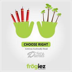 Celebrate An Environmentally Safe Diwali Diwali Greeting Cards, Diwali Greetings, Creative Poster Design, Creative Posters, Eco Friendly Diwali Posters, Green Diwali Poster, Pollution Free Diwali, Go Green Posters, Save Environment Posters