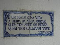 Visit the post for more. Portuguese Quotes, Portuguese Tiles, Soul Quotes, Wise Quotes, Visit Portugal, Positive Thoughts, Thought Provoking, Picture Quotes, Proverbs