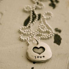 Lisa Leonard Necklace - Love