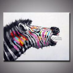 http://www.kunlongart.com/2122-2384-thickbox/zebra-portrait-cartoon-oil-painting-klcp-0002.jpg