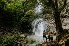 Retreats — Women Overlanding the World Costa Rica, Waterfall, World, Outdoor, The World, Outdoors, Outdoor Games, The Great Outdoors, Waterfalls