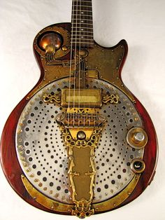 steampunk pedal guitar - Google 検索
